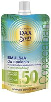 Dax Sun, emulsja do opalania Copacabana, SPF 50, 50 ml
