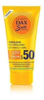 Dax Sun, emulsja do opalania do twarzy i ciała, SPF 50, 50 ml-Dax Sun