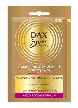 Dax Sun, samoopalacz w żelu do twarzy i ciała - każda karnacja, 15 ml-Dax Sun