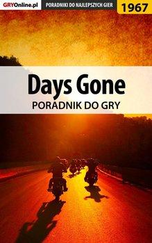 Days Gone - poradnik do gry-Hałas Jacek Stranger