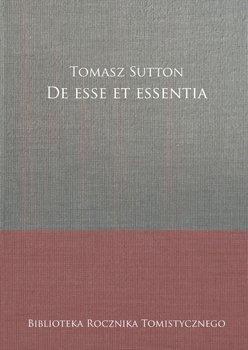 De Esse et Essentia-Sutton Tomasz