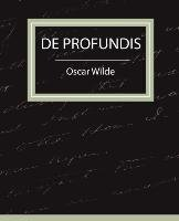 de Profundis - Oscar Wilde-Oscar Wilde