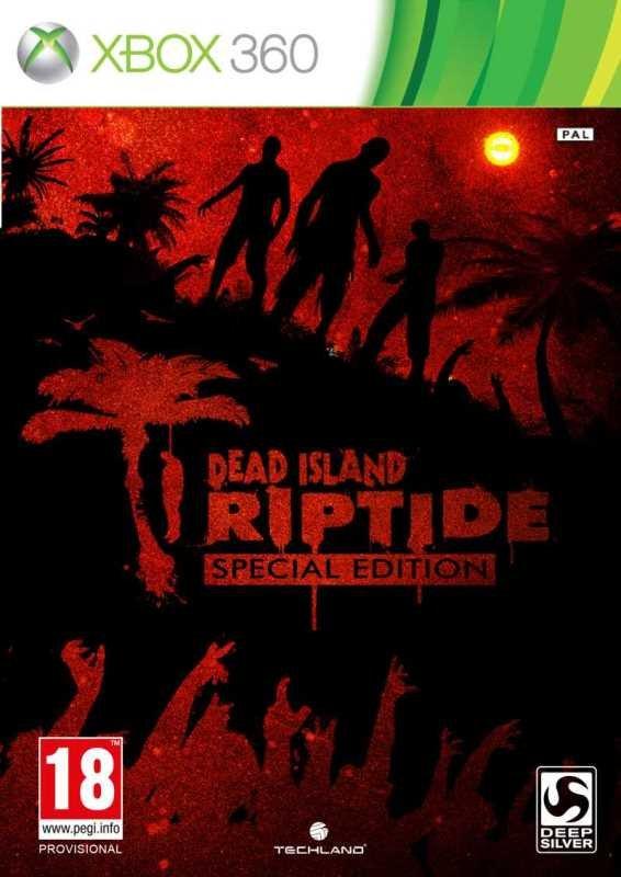 Dead Island Riptide Special Edition Xbox