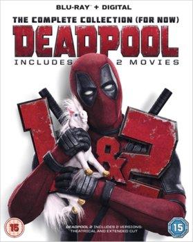 Deadpool 1 & 2 (brak polskiej wersji językowej)-Miller Tim, Leitch David
