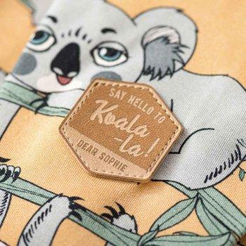 Dear Sophie Koala Bluza z Kapturem - 74-80-DEAR SOPHIE