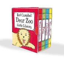 Dear Zoo Little Library - Campbell Rod