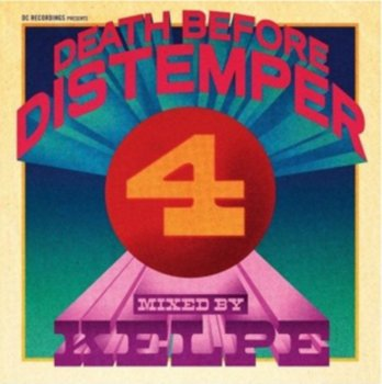 Death Before Distemper 4 - Various Artists, Kelpe, Depth Charge, Alexander''s Dark Band, Skylla Audible, The Emperor Machine, The Oscillation, Greedy Fingers, Padded Cell, OH Krill, Booze, Vincent Markowski, Big Two Hundred, Arcadion, Tom Tyler, The Orichalc Phase, White Light Circus, Skye, The Octagon Man, Higamos Hogamos, Deadly Avenger