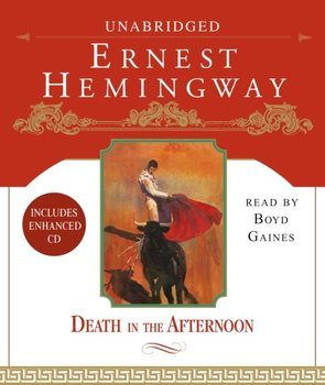 Death in the Afternoon-Hemingway Ernest