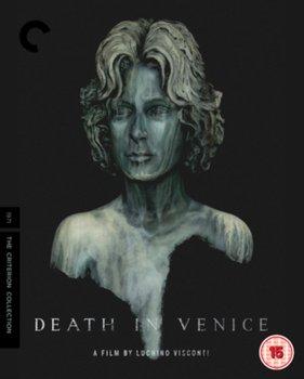 Death in Venice - The Criterion Collection (brak polskiej wersji językowej)-Visconti Luchino