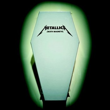 Death Magnetic (Death in a Coffin) rozm. XL - Metallica