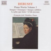 Debussy: Piano Works Volume 3