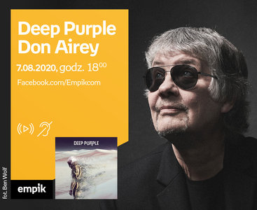Deep Purple, Don Airey – Premiera online