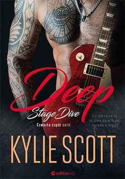 Deep. Stage Dive. Tom 4-Scott Kylie