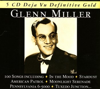 Definitive Gold - Miller Glenn