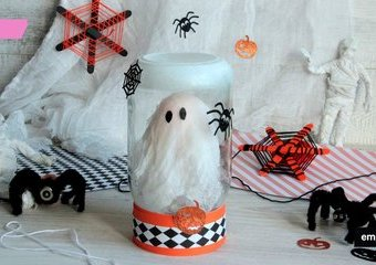 Dekoracje na Halloween w duchu zero waste