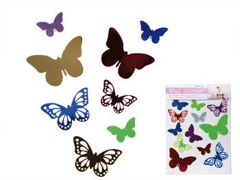 Dekoracyjne Naklejki Na ścianę Motyle 12 Szt