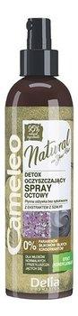 Delia, Cameleo, spray do włosów octowy oczyszczający Detox, 200 ml-Delia