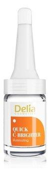 Delia Cosmetics, booster do twarzy rozświetlający witamina C, 10 ml-Delia Cosmetics