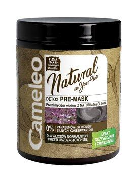 Delia Cosmetics, Cameleo Natural, maska do włosów z glinką, 250 ml-Delia Cosmetics