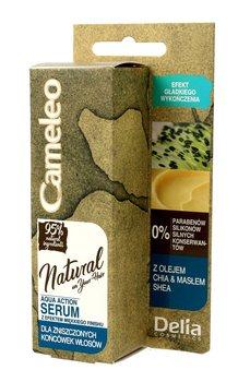 Delia Cosmetics, Cameleo Natural, serum do włosów na zniszczone końcówki, 55 ml-Delia Cosmetics