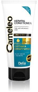 Delia Cosmetics, Cameleo, odżywka keratynowa do włosów cienkich i osłabionych, 200 ml-Delia Cosmetics