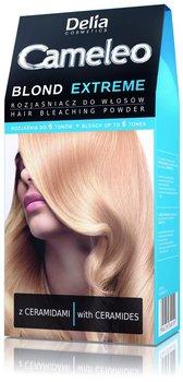 Delia Cosmetics, Cameleo, rozjaśniacz do włosów Blond extreme-Delia Cosmetics