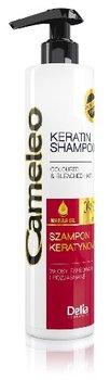 Delia Cosmetics, Cameleo, szampon keratynowy do włosów farbowanych, 250 ml-Delia Cosmetics
