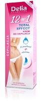 Delia Cosmetics, Depilacja, krem do depilacji 12w1 Total Effect, 100 ml