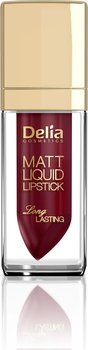 Delia Cosmetics, Matt Liquid, matowa pomadka 04 Elizabeth, 5 ml-Delia Cosmetics