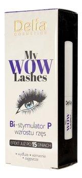 Delia Cosmetics, My Wow Lashes, odżywka do rzęs z bimatoprostem, 3 ml-Delia Cosmetics