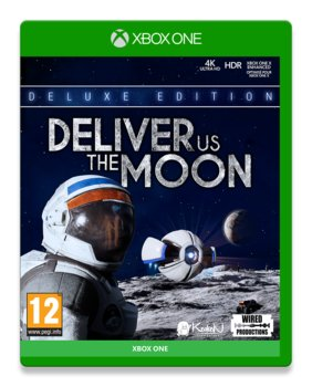 Deliver Us The Moon - Deluxe Edition - WIRED PRODUCTIONS