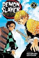 Demon Slayer: Kimetsu no Yaiba, Vol. 3 - Gotouge Koyoharu