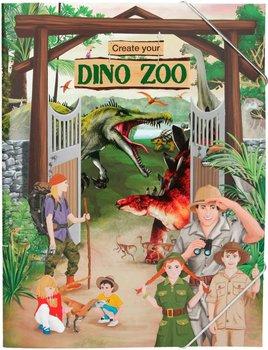 Depesche, zestaw kreatywny Dino Zoo, 10370-Depesche