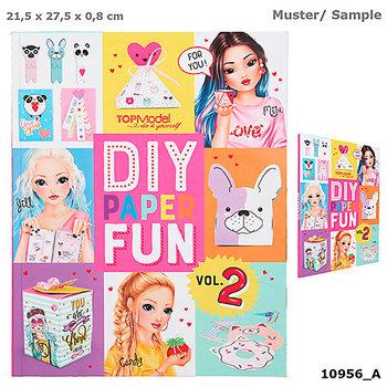 Depesche, zestaw kreatywny Diy Top Model, 10958a-Depesche