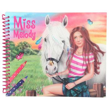 Depesche, zestaw kreatywny Miss Melody Dress Up Your Horse, 10441-Depesche