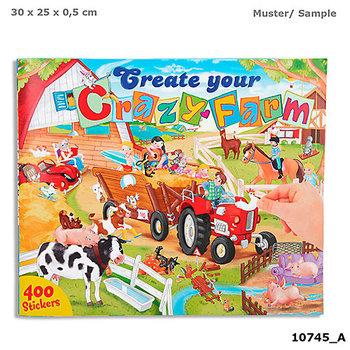 Depesche, zestaw kreatywny Zoo-Depesche