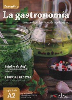 Descubre La gastronomia-de Prada Marisa, Puente Ortega Paloma, Mota Eugenia
