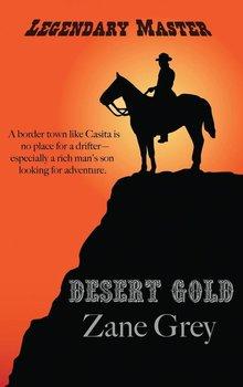 Desert Gold-Grey Zane