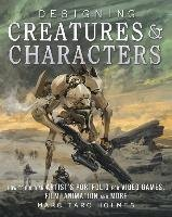 Designing Creatures and Characters-Holmes Marc Taro