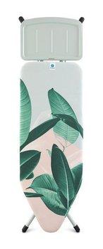 Deska do prasowania BRABANTIA, Tropical Leaves, rozmiar C (124x45 cm)-BRABANTIA