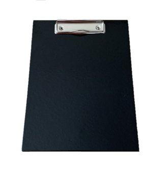 Deska z klipem, A4, czarna-CETUS-BIS