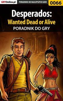 Desperados: Wanted Dead or Alive - poradnik do gry-Hałas Jacek Stranger