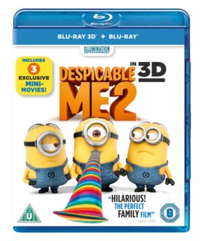 Despicable Me 2 (brak polskiej wersji językowej)-Renaud Chris, Coffin Pierre