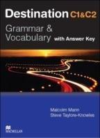 Destination C1&C2 Upper Intermediate Student Book +key-Mann Malcolm, Taylore-Knowles Steve
