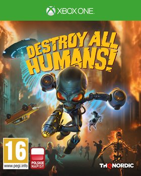 Destroy All Humans! - Crypto-137 Edition-THQ Nordic