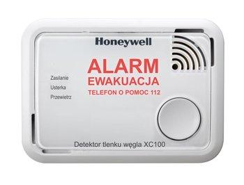 Detektor tlenku węgla HONEYWELL Xc100-Pl