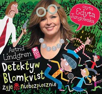 Detektyw Blomkvist żyje niebezpiecznie-Lindgren Astrid
