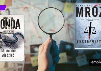 Detektyw, profiler, behawiorysta – czym zajmują się bohaterowie kryminałów?