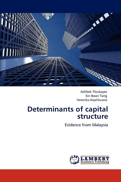 capital structure determinants trends Leverage are defined, the extent of leverage is characterized and the impact of potential determinants of capital structure on leverage is tested.