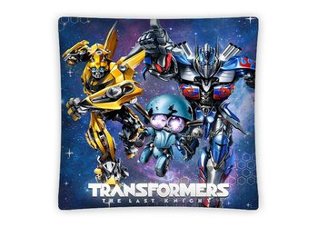 Detexpol, Transformers, Poszewka na poduszkę, 40x40 cm, 651-Mówisz i Masz